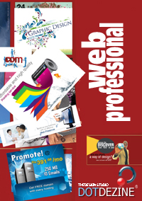 dotDEzine.com web design Pakistan, offering web design / development, eCommerce shopping cart development, multimedia flash design, logo design and web hosting solutions