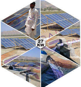 Pakistan Solar Services