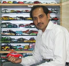 Passion of Cars by Aamir Ashfaq