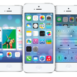 Finally, Apple steps up to Android with the futuristic, ambitious iOS 7