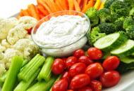 Top 10 healthy party snacks