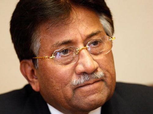 Lal Masjid: Case not registered against Musharraf